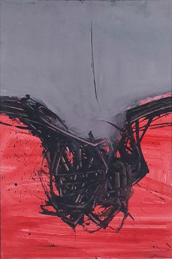 Emilio SCANAVINO - Painting - Studio