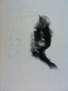 Emilio GRECO, profilo di donna