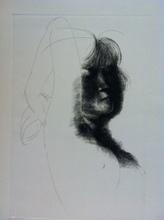 Emilio GRECO - Print-Multiple - profilo di donna