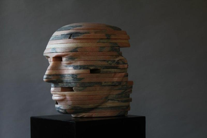 Timoteo ROGERIO - Sculpture-Volume - Face