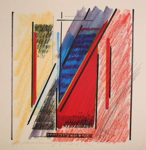 Otto Herbert HAJEK - Pintura