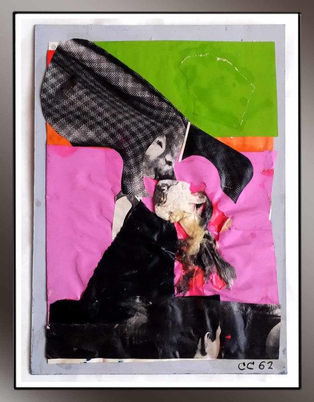 Claudio CINTOLI - Painting - A + riprese
