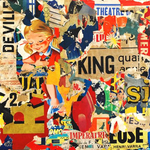 Pierre-François GRIMALDI - Peinture - King