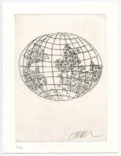 Fernandez ARMAN - Grabado - GRAVURE 1997 SIGNÉE AU CRAYON NUM/40 HANDSIGNED NUMB ETCHING