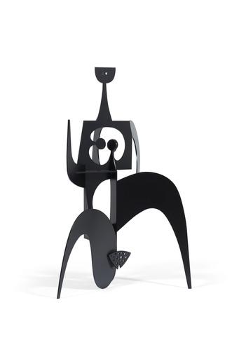 Philippe HIQUILY - Sculpture-Volume - Marathonienne