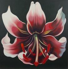 Lowell NESBITT - Pintura - Lily