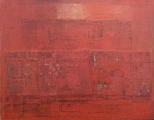 Paul GRUSENMEYER - Painting - Evenwicht van Licht 1    (Cat N° 294)