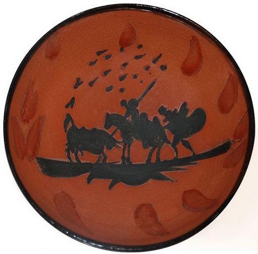 Pablo PICASSO - Ceramiche - Picador