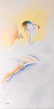 Robert AUGIER - Pintura - Irina
