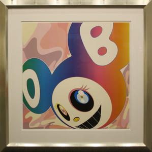 Takashi MURAKAMI - Grabado - And Then Rainbow
