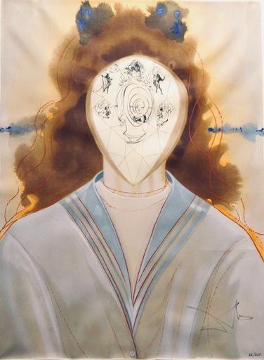萨尔瓦多·达利 - 版画 - Alchimie des Philosophes L'Immortalite