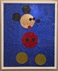Damien HIRST - Grafik Multiple - Mickey (blue glitter)