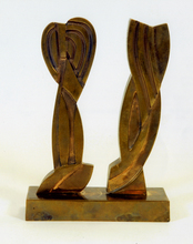 Pietro CONSAGRA - Escultura - Strategie