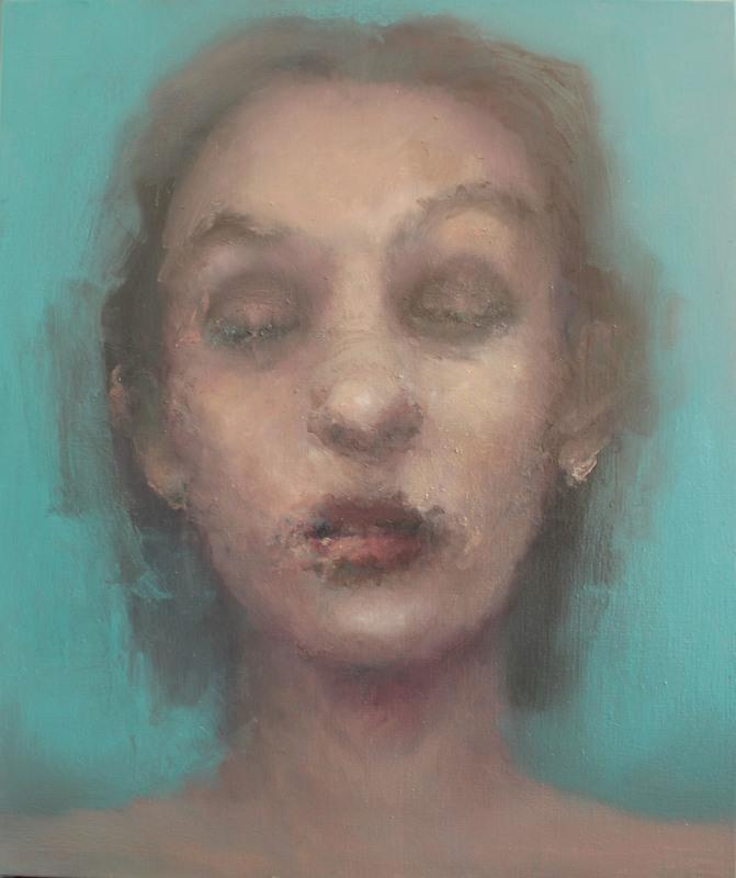 Hellen HALFTERMEYER - Pittura - BlueMm
