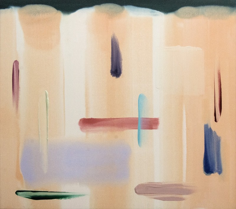 Milly RISTVEDT - Painting - Pearl