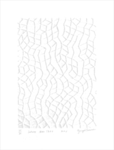 草間彌生 - 版画 - Infinity Nets (BA)