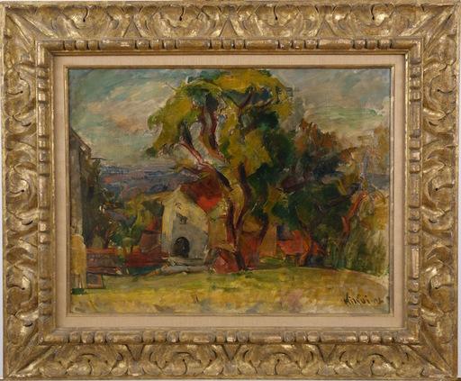 Michel KIKOINE - Painting - Paysage