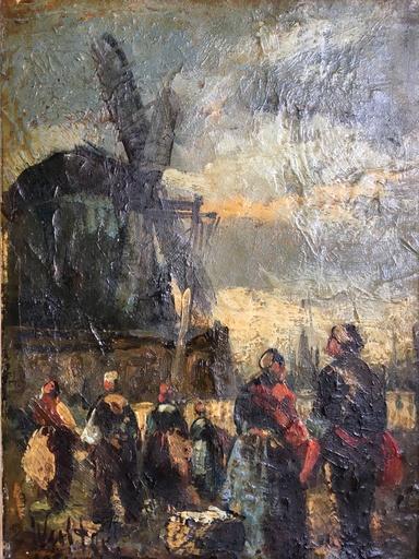Walter WURST - Painting