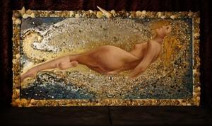 Bella MATVEEVA - Painting - Venus