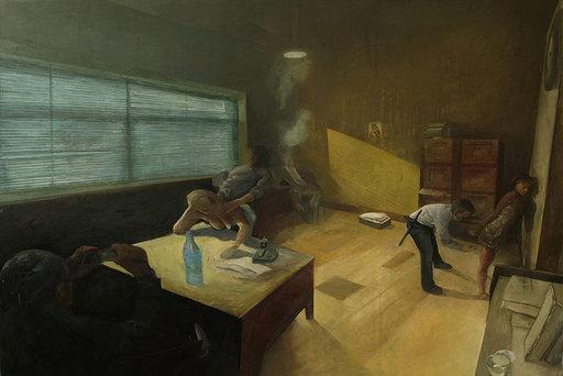 "Robert DRAGOT - Pintura - "" 6080 K3101 """