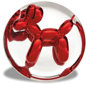 Jeff KOONS, Balloon Dog Red