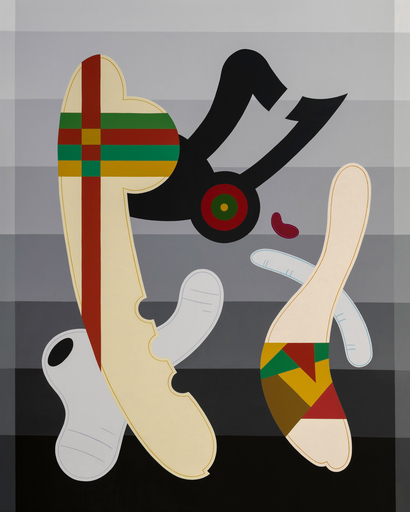 Enrique Rodriguez GUZPENA - Painting - Gamusino de segundo
