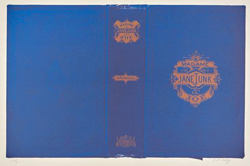 Ronald Brooks KITAJ - Print-Multiple - Madame Jane Junk