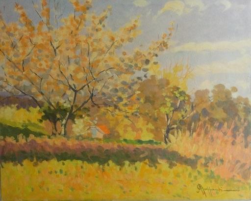 Attilio GUFFANTI - Gemälde - Le verger