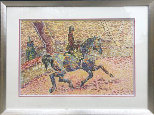 Henri GARROUSTE - Peinture