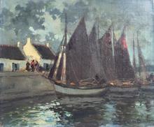 Pierre Jean DUMONT - Peinture - MARINE