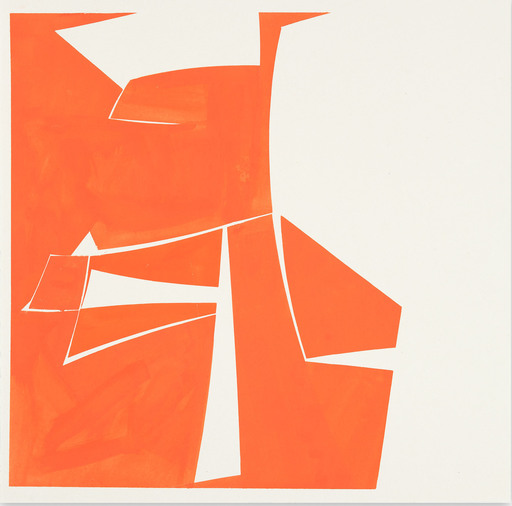 Joanne FREEMAN - Drawing-Watercolor - Covers 20 Red