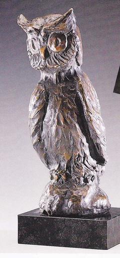 Manfred HORN - Sculpture-Volume - Weisheit der Eule