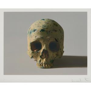 Damien HIRST - Print-Multiple - Studio Skull