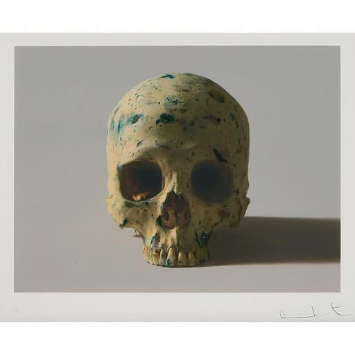 Damien HIRST - Estampe-Multiple - Studio Skull